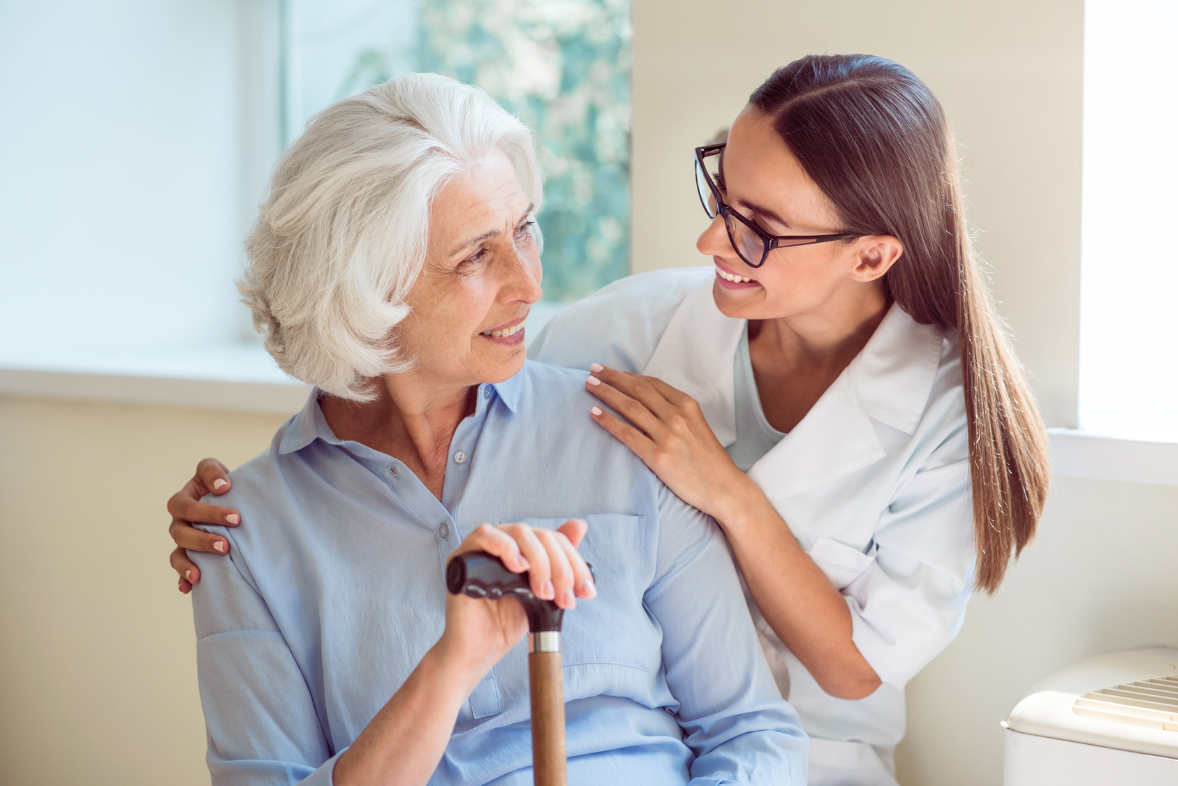The Role of a Qualified Caregiver for the Elderly