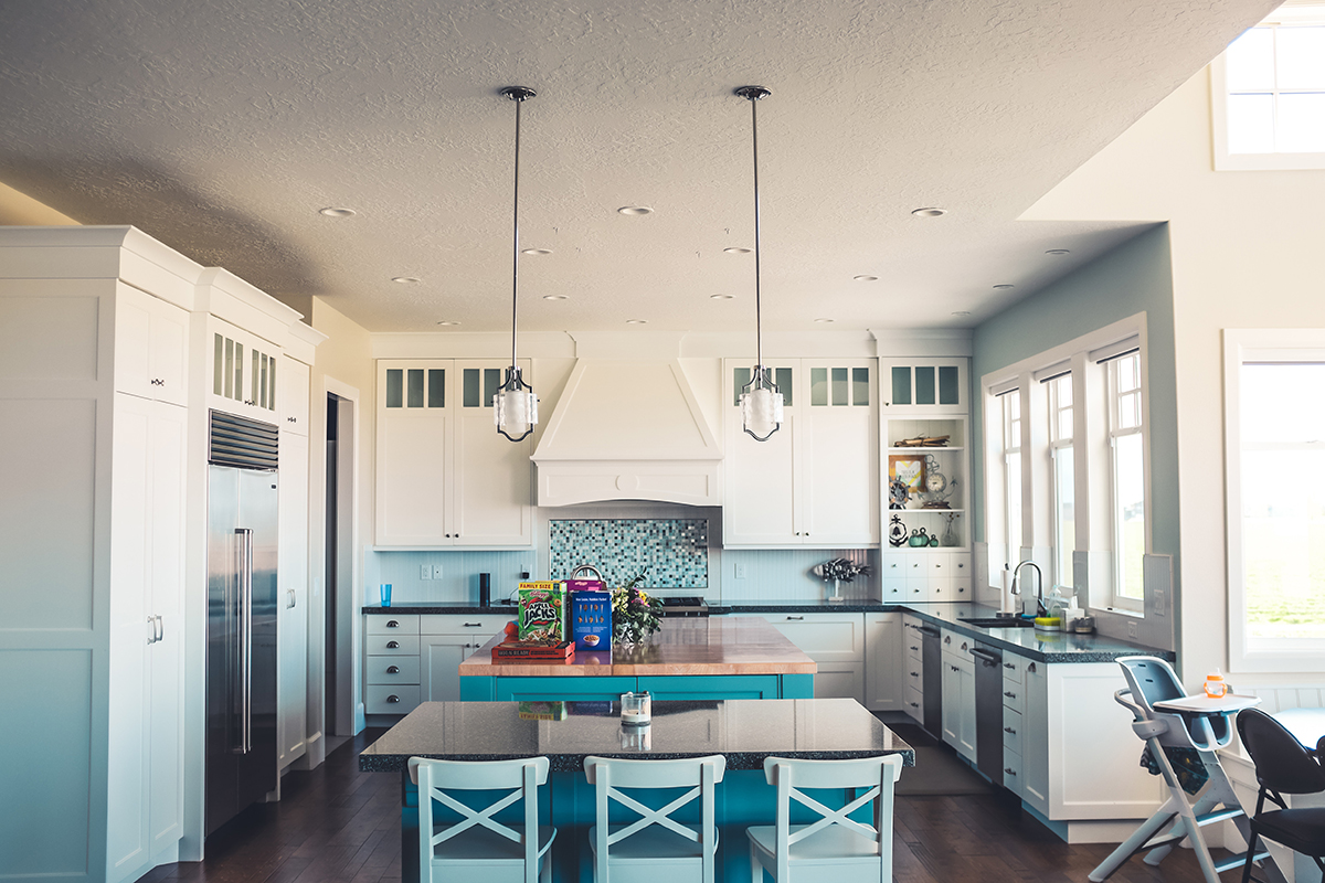 How to Set Up Your New Kitchen