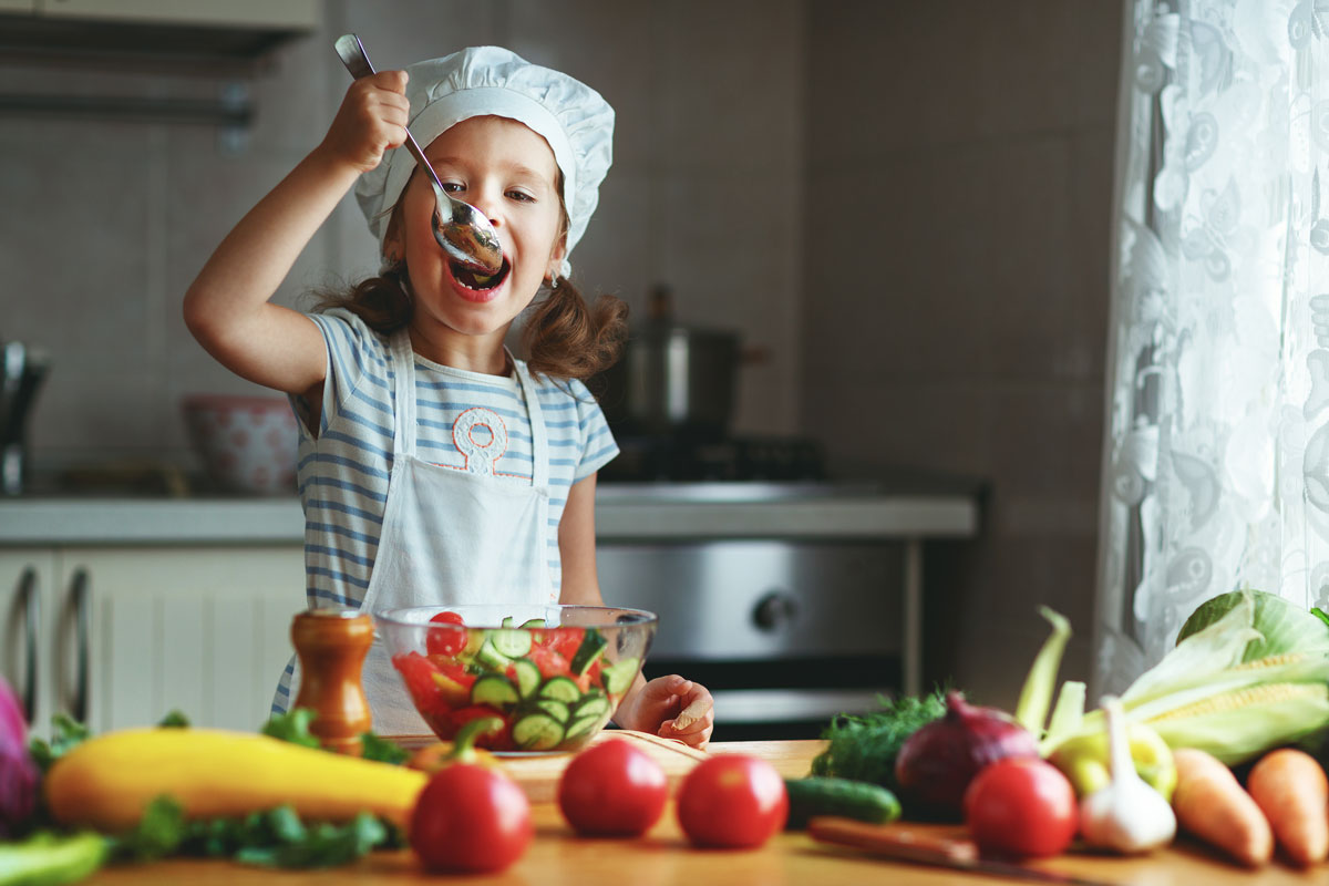 Want Your Kids to Eat Better? Hire a Personal Chef!