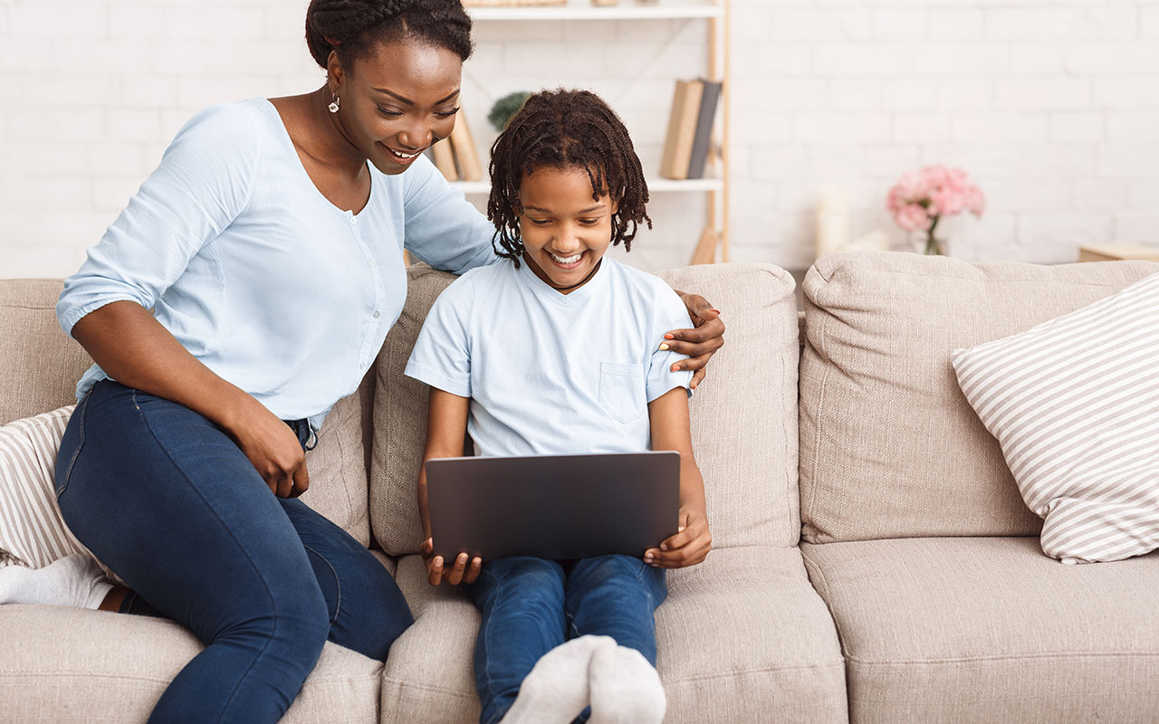 How Your Nanny Can Help with Distance Learning