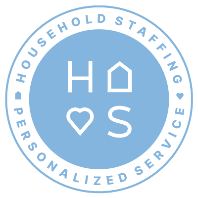 Household Staffing Seal of Service