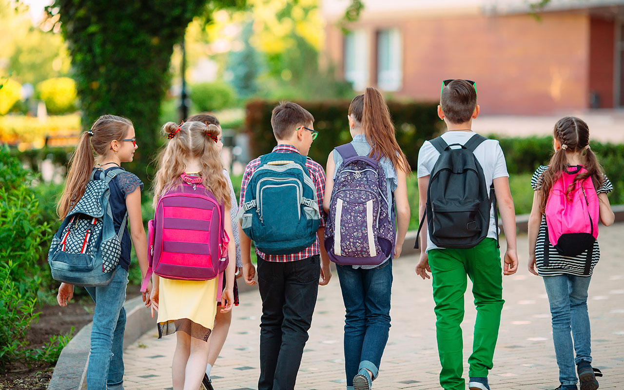 How a nanny share could work for you during the school year